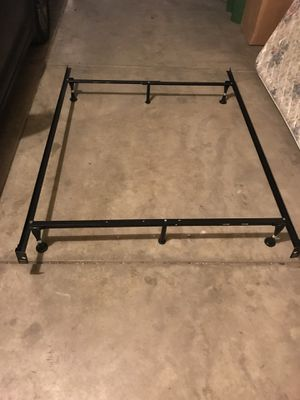 Twin/Full bed frame for Sale in Pueblo, CO