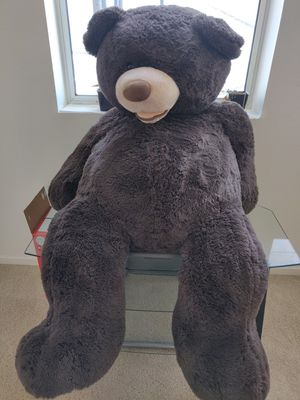 Life size teddy bear (as good as new) for Sale in San Jose, CA
