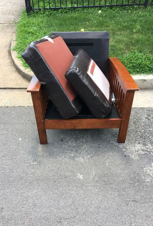 Mission chair - free for Sale in Arlington, VA