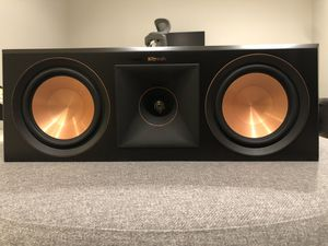 Klipsch RP 600C for Sale in Alexandria, VA