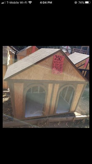 Dog house for Sale in Corona, CA