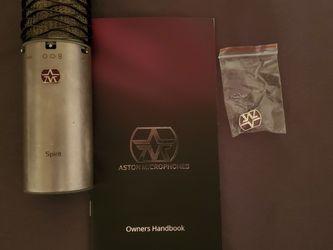 Aston Spirit Microphone for Sale in Waco,  TX