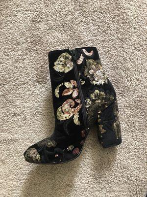 Aldo Black Sequin Boots for Sale in Kenmore, WA