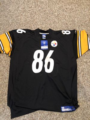 NFL AUTHENTIC JERSEY HINES WARD for Sale in Salem, MA