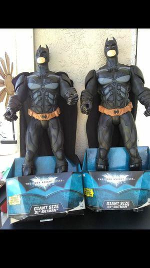 The Dark Rises 31 inch Batman for Sale in Las Vegas, NV