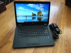Dell Latitude E7450 Laptop Win10 Pro i7 @ 2.6GHz SSD 256GB RAM 16GB Dual GPU 2GB NVidia Microsoft Office Pro Plus 2019 Notebook or Ultrabook FIRMED P for Sale in San Jose, CA