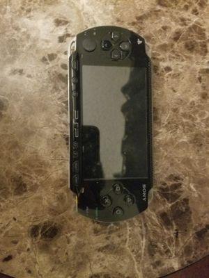 All Black 1st Gen PSP Modded Includes Pandora Battery for Sale in Glendale, AZ