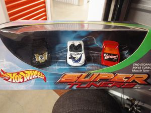 Hot Wheels Super Tuners for Sale in Spanaway, WA