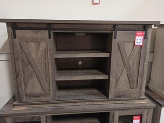 NEW, MODERN FARMHOUSE DESIGN, 54 inch TV STAND, SKU#TC275. for Sale in Westminster,  CA