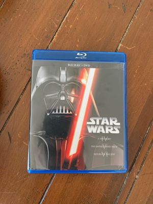 Star Wars The original saga all 3 movies brand new for Sale in Scottsdale, AZ