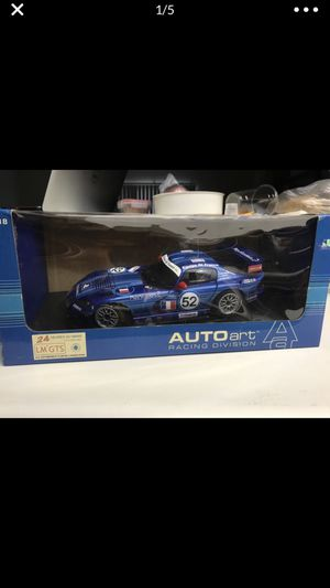 Autoart Dodge Viper for Sale in Garden Grove, CA
