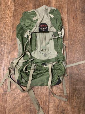 Osprey Kestrel 38 L backpack for Sale in Seattle, WA