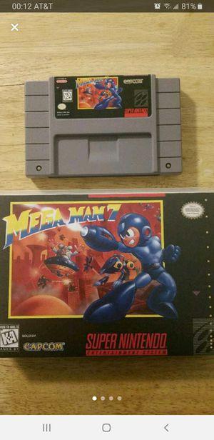 Mega Man for Sale in Chicago, IL
