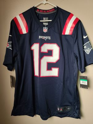 Nike Washington Patriots Brady Jersey size XL for Sale in Long Beach, CA