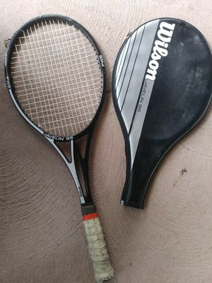 Vintage tennis racket for Sale in Evergreen, CO