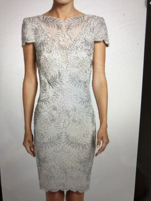 Tadashi shoji scalloped lace dress-new with tag for Sale in Alameda, CA