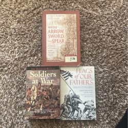 3 Historical wore books for sale! for Sale in Dickinson,  TX