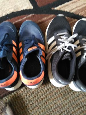 Women's Adidas 2 pair of shoes for Sale in Denver, CO