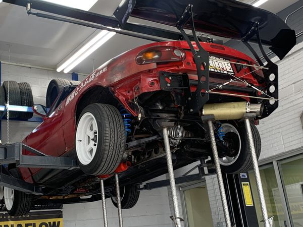 Mazda Miata Part Out