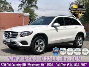2018 Mercedes-Benz Glc for Sale in Westbury, NY