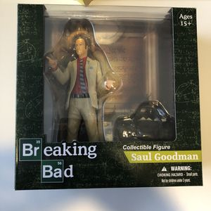 Breaking Bad Better Call Saul Action Figure Mezco for Sale in Tampa, FL
