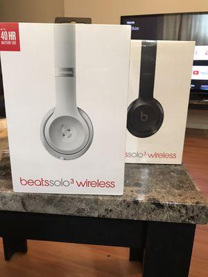 Beats solo wireless 3 headphones for Sale in Philadelphia, PA