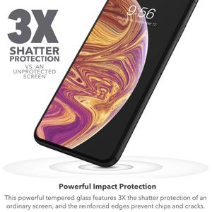 $40 Brand New ZAGG InvisibleShield Glass+ Screen Protector - Fits iPhone 8, 7, 6, 6s for Sale in Modesto, CA