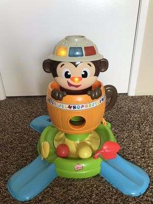 Monkey in a Barrel Baby / Toddler Toy for Sale in Rancho Cucamonga, CA
