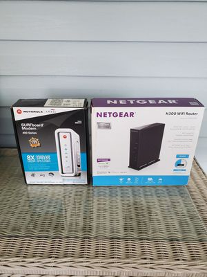 Router & Modem for Sale in Riviera Beach, FL