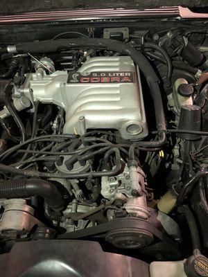 93 mustang cobra engine original 1993 cobra for Sale in Pasadena, CA