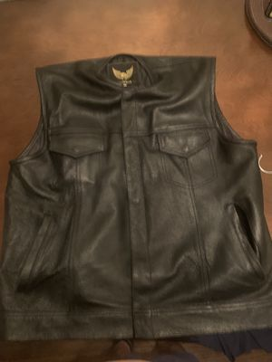 Motorcycle vest for Sale in Tustin, CA
