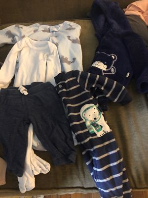 Baby boys lot of clothes 6-9 months for Sale in Santa Clara, CA