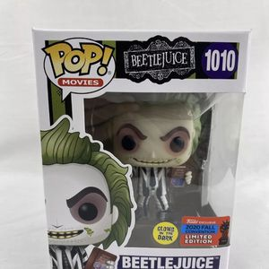 New Funko Beetlejuice Recently Deceased Book (Glow) IN HAND NYCC 2020 for Sale in Peoria, IL