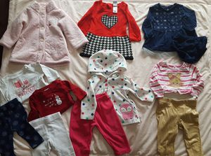 Baby girl clothes size 3-6 months for Sale in Grapevine, TX