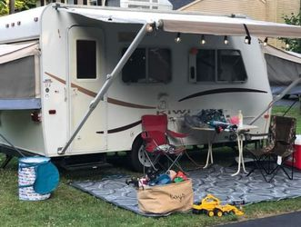 2002 Jayco Kiwi 17A Camper for Sale in Gainesville,  FL