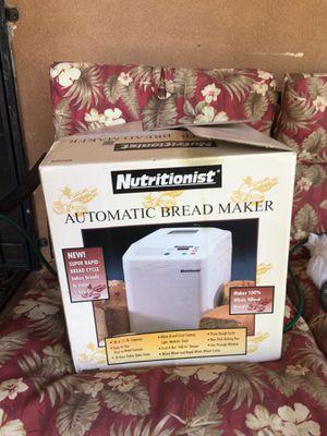 Bread Maker for Sale in Bakersfield, CA