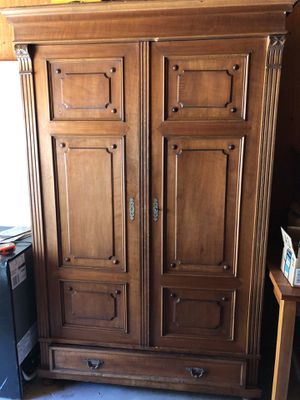 Antique Armoire for Sale in San Diego, CA