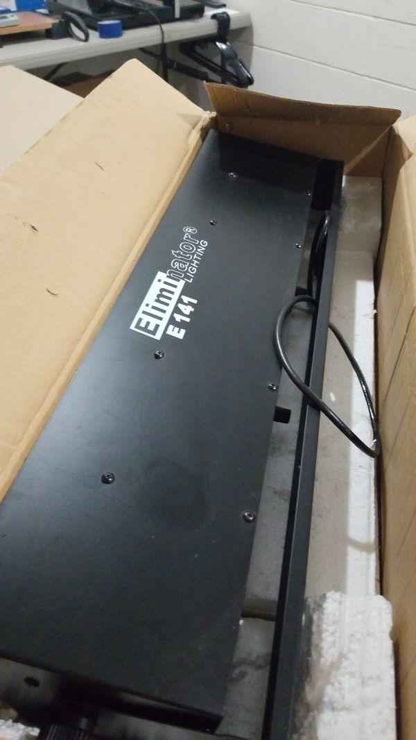 Eliminator Light bar-octo bar