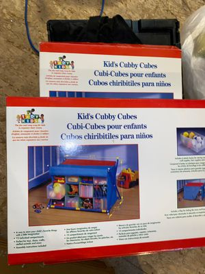 Kid's Toys Cubby for Sale in Thornton, CO