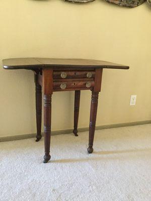 Antique Drop leaf table. for Sale in Phoenix, AZ