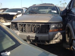 2000 Jeep Grand Cherokee for parts only for Sale in San Diego, CA