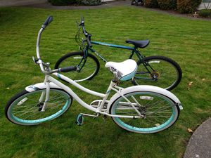 Cruiser bike and Mountain Bike for Sale in Vancouver, WA