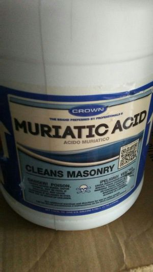Masonry cement cleaner for Sale in TN, US