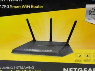 🗄🔥😀NETGEAR Nighthawk Smart Wi-Fi Router 🏃♀️ for Sale in Las Vegas,  NV