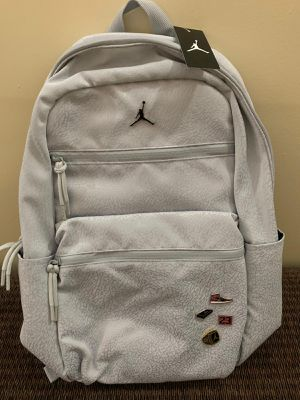 Air Jordan Pin backpack (Brand New) for Sale in Bronx, NY