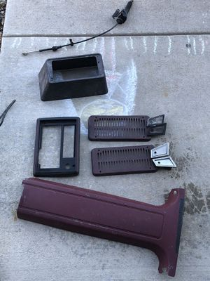 Monte Carlo ttop parts and others for sale for Sale in Denver, CO