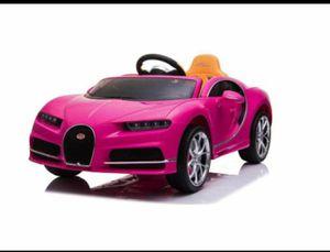 Bugatti kids car for Sale in Euless, TX
