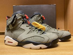 Jordan 6 Retro Travis Scott for Sale in Pretty Prairie, KS