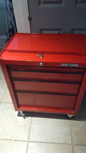 Craftsman tool cabinet. for Sale in Tamarac, FL