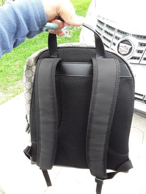 Gucci men backpack * New* for Sale in Spring, TX